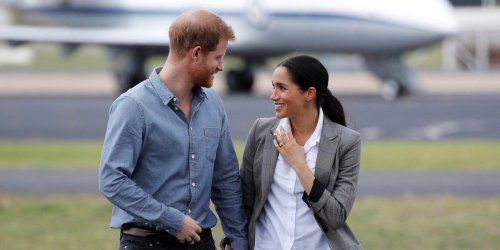 Meghan Markle won't travel to Prince Philip's funeral. Experts say flying while pregnant during the pandemic can be risky.