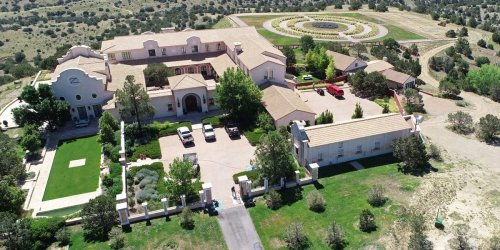 Jeffrey Epstein's 7,500-acre New Mexico ranch is for sale for $27.5 million