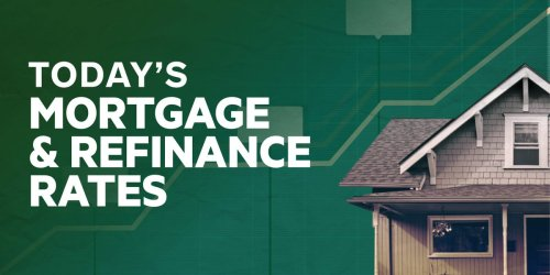 Today's mortgage and refinance rates: October 27, 2021