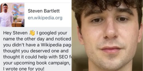 This student beat 500 people to a marketing internship with a Twitter DM. He says it took months of preparation to be ready for the opportunity.