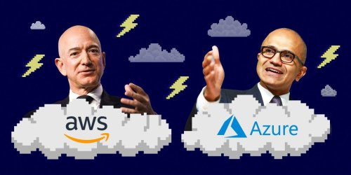 Companies' mad rush to cloud giants like Amazon and Microsoft might finally be about to slow down, according to a Morgan Stanley survey