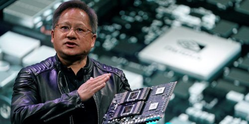 Intel and AMD drop after Nvidia unveils plans to sell new CPU processors