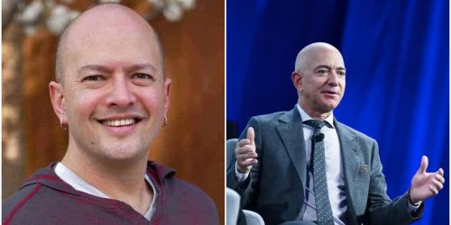 A Silicon Valley veteran hired by Jeff Bezos says he spent 5 years searching for the perfect notepad — it's an important part of his routine