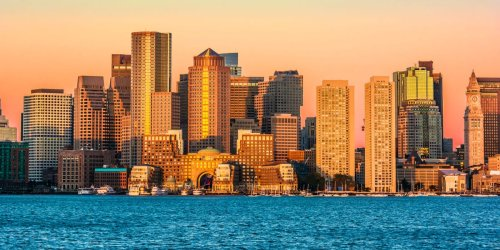 How Boston is embracing smart tech to make its roads safer, close the digital divide, and combat climate change