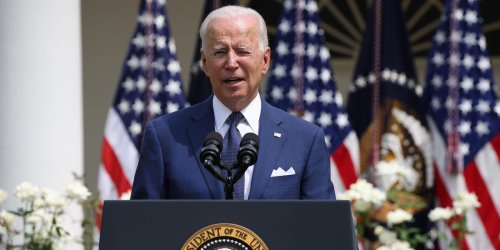 US President Joe Biden says those who suffer from 'long COVID' could qualify for disability