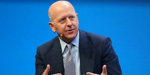 Goldman Sachs is going through a big transformation under CEO David Solomon