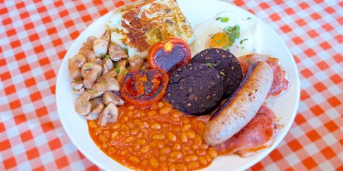 Terry's Cafe makes the best full English breakfast in London
