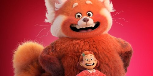Pixar is planning to go back to 'normal' theatrical releases with 2022's 'Turning Red'