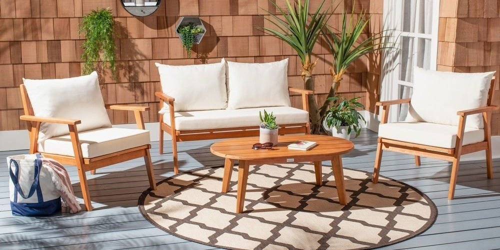 The best patio and outdoor furniture sales to shop in September 2021