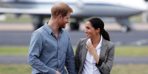 Prince Harry says Meghan Markle made him realize he should go to therapy