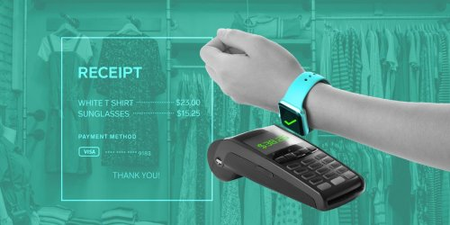 What's pushing growth in proximity mobile payment usage?
