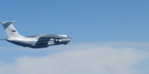 NATO fighter jets intercepted 2 rarely seen Russian electronic-warfare planes