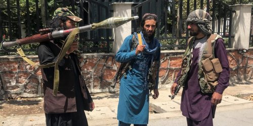 'There isn't any fighting here anymore' - Taliban commander says some fighters are worried they'll miss their chance at martyrdom now that they're in control
