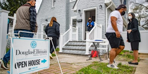 Homebuyers are getting slammed by record-high prices. Here's when economists say they'll finally ease up.