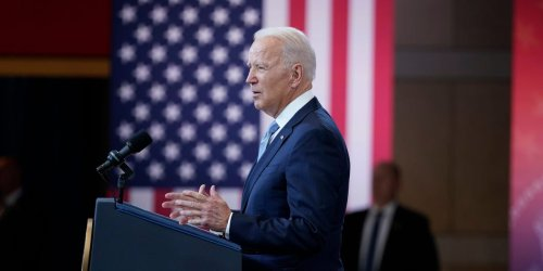 Biden was like the rest of us: He thought life was going back to normal until the Delta variant hit