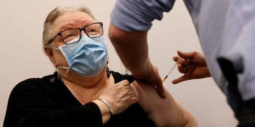 Vaccines cut the risk of severe COVID-19 by at least 90% in a huge real-world study of 23 million people