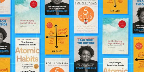 16 bestselling books that will help you be more successful in life