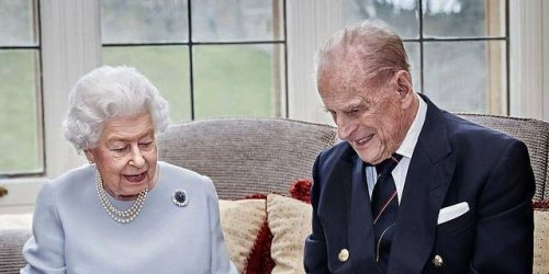 Queen Elizabeth II and Prince Philip receive COVID-19 vaccinations at Windsor Castle