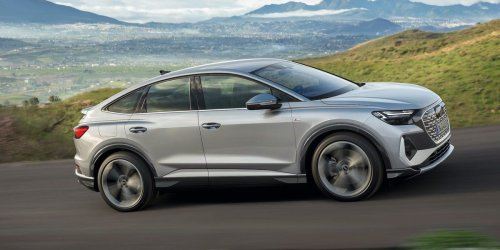 Audi just revealed its cheapest electric SUV yet, the Q4 E-Tron starting at less than $45,000