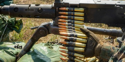 How a Marine survived being shot with a .50-cal at point-blank range