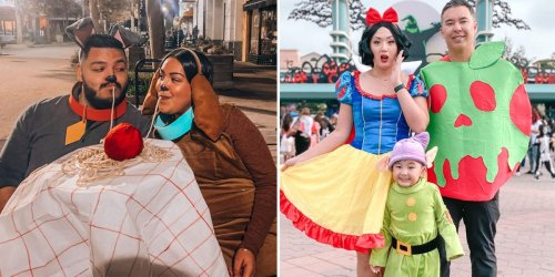 12 Disney Halloween costume ideas for couples and duos
