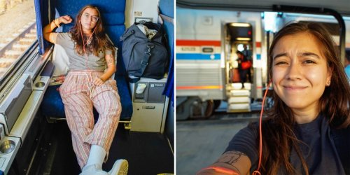 I spent 30 hours on an Amtrak from NYC to Miami. Here are 11 ways I made the long ride more bearable.