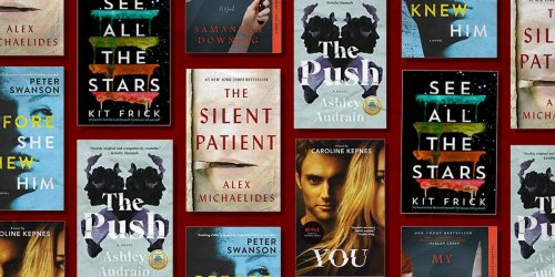 31 highly suspenseful thriller books with plot twists that will throw you for a loop