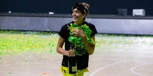 WNBA superstar Breanna Stewart capped her return from a devastating injury with the best year in sports and a case for GOAT status