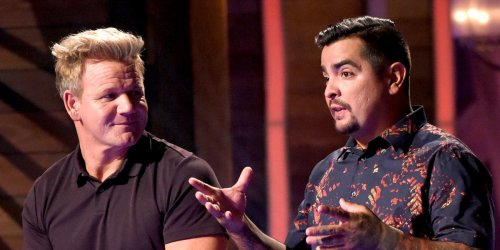 'MasterChef' judge Aarón Sánchez shares what it's like to work with Gordon Ramsay on the show