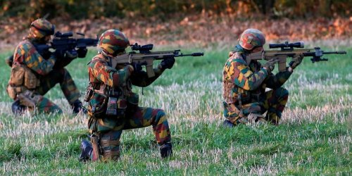 EU countries are again talking about forming a military rapid-response force