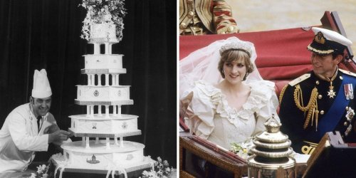 Slice of cake from Princess Diana and Prince Charles' wedding is up for auction for up to an estimated $400