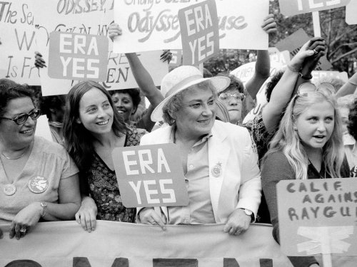 10 powerful figures from the women's liberation movement you might not know