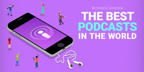 These are the best podcasts you should be listening to right now