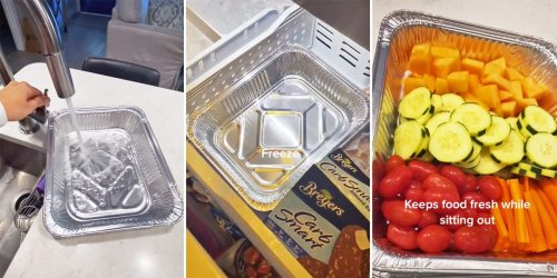 People are loving this TikToker's simple hack for keeping food cold while entertaining, and it has a food safety expert's seal of approval
