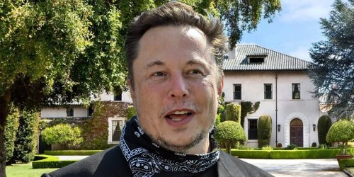 Elon Musk pulled his 'last remaining house' off the market after vowing to get rid of all his 'physical possessions' last year