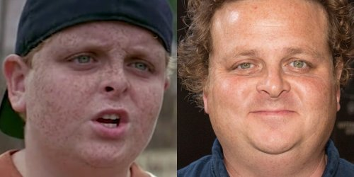 THEN AND NOW: The cast of 'The Sandlot' 28 years later