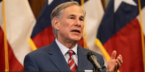 Texas Gov. Abbott has reopened the state '100%' amid a rebound of cases, despite regretting doing the same thing last year