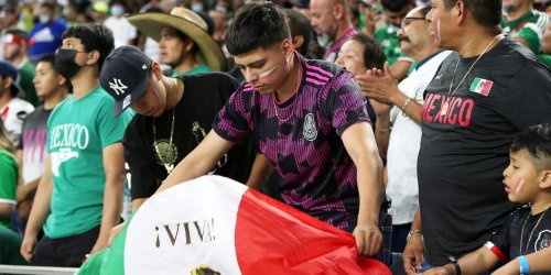 All Mexico soccer fans are banned from World Cup qualifiers because of homophobic chants at previous events