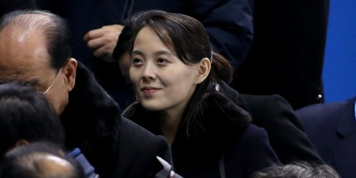 Kim Jong-un's sister says North Korea is willing to discuss ending the decades-long Korean War — if South Korea stops its 'hostile' policies