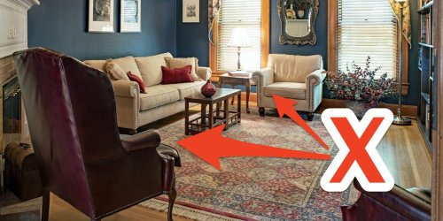 I'm an interior designer, here are 6 things in your living room I think you should get rid of