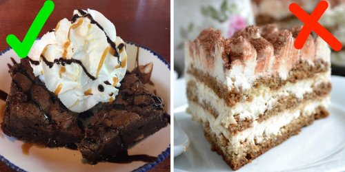 Pastry chefs and bakers share the 6 best and 4 worst desserts to order
