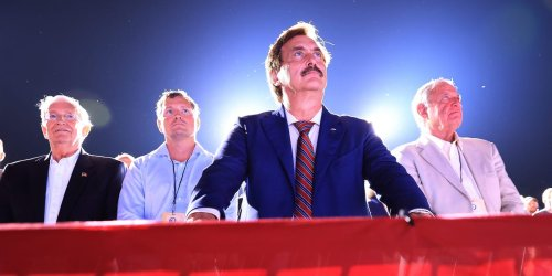 """Mike Lindell should accept he's wrong about voter fraud, Alabama Republican tells Insider. If not, 'most people would say, """"You're an idiot.""""'"""
