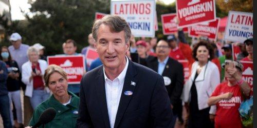 Virginia gubernatorial hopeful Glenn Youngkin accused of anti-Semitism after saying George Soros plants 'political operatives' on school boards