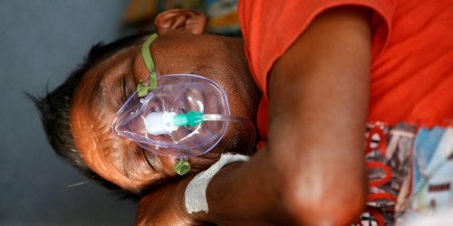 Judges in India say it is the height of greed for steel plants to operate as COVID oxygen supplies in hospitals dwindle