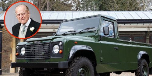 Prince Philip spent 16 years turning a Land Rover into a hearse for his funeral