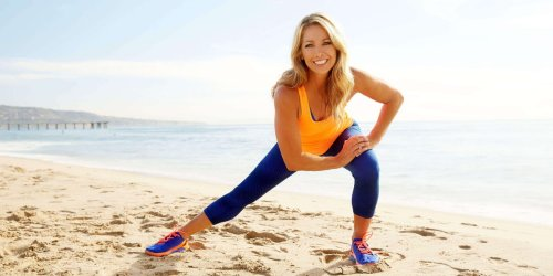 Fitness expert Denise Austin swears by the 80/20 rule after trying diet fads for 4 decades