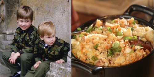 How to make Prince Harry and Prince William's favorite childhood mac and cheese recipe at home
