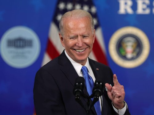 Biden inherited a mess, but his first 50 days as president have been a historic success