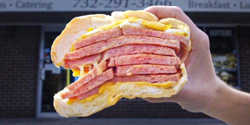 The Pork roll (Taylor ham), Egg, And Cheese is New Jersey's most iconic sandwich, but it's been a source of fierce debate among locals for years