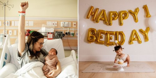 The pandemic babies are turning 1: How 5 new moms got through a year of isolation and chaos